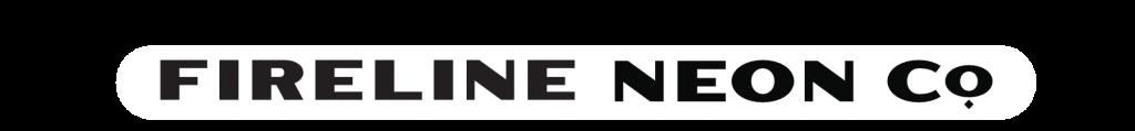 Fireline Neon Long Logo